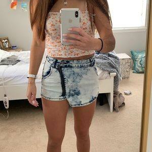 Skort from local boutique!